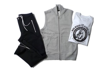 Mark McNairy x Reigning Champ Capsule Collection