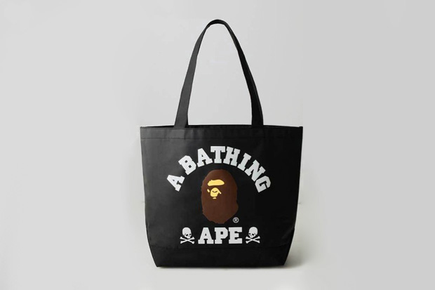 mastermind JAPAN x BAPE Tote Bag