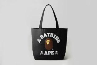 mastermind JAPAN x BAPE Tote Bag