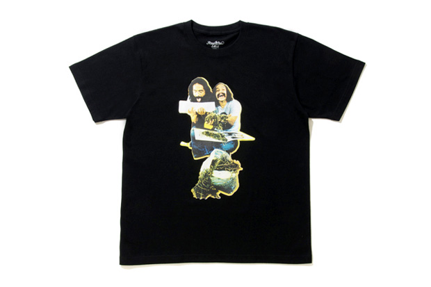 "MASTERPIECE SOUND ""Cheech & Chong"" T-Shirt Collection"