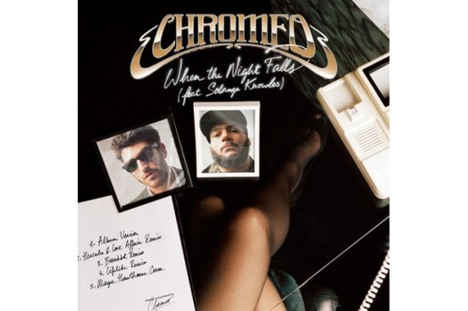Mayer Hawthorne - When the Night Falls (Chromeo Cover)