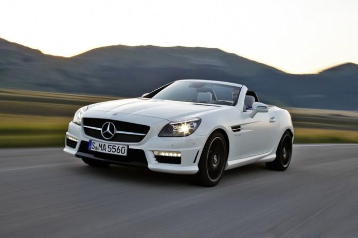 Mercedes-Benz 2012 SLK55 AMG