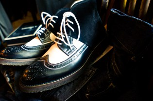 MIHARAYASUHIRO 2011 Fall/Winter Half Longwing Boots