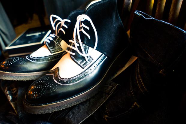 MIHARAYASUHIRO 2011 Fall/Winter Half Longwing Boots