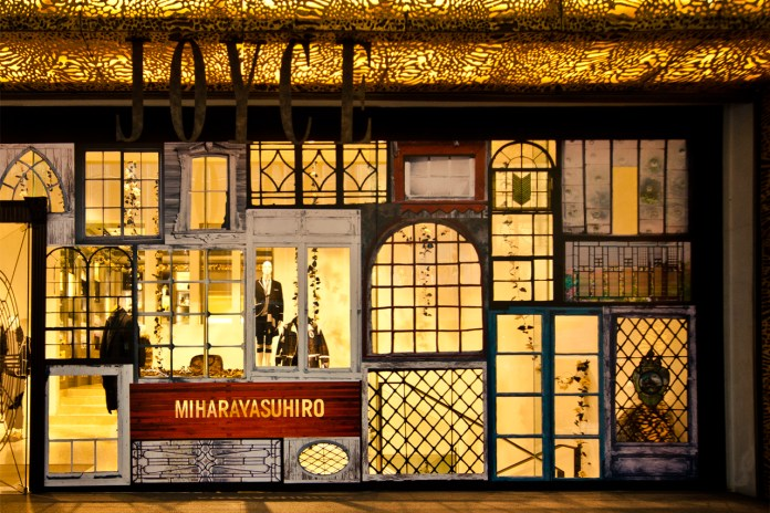 MIHARAYASUHIRO Pop-Up Store @ JOYCE Event Recap