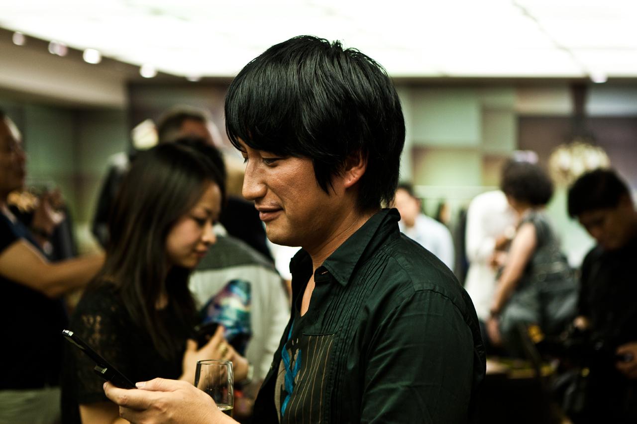 miharayasuhiro pop up store joyce event recap