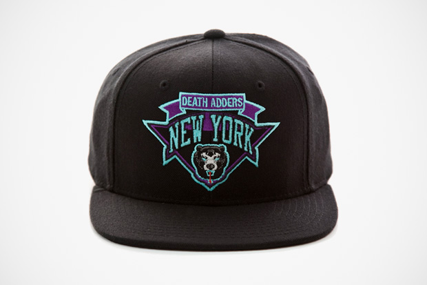 mishka 2011 fall snapbacks preview