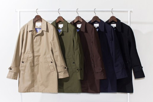 nanamica 2011 Fall/Winter GORE-TEX Outerwear