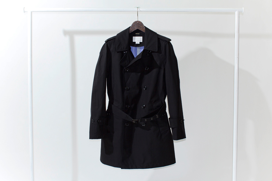 nanamica 2011 fallwinter gore tex outerwear