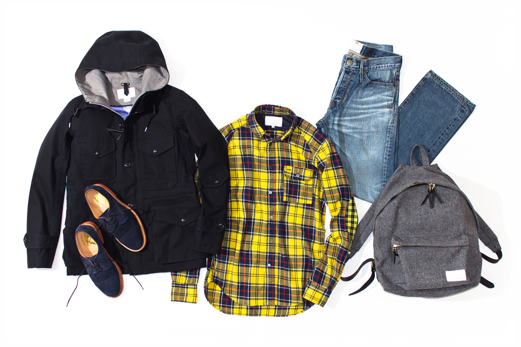 nanamica 2011 Fall/Winter New Releases