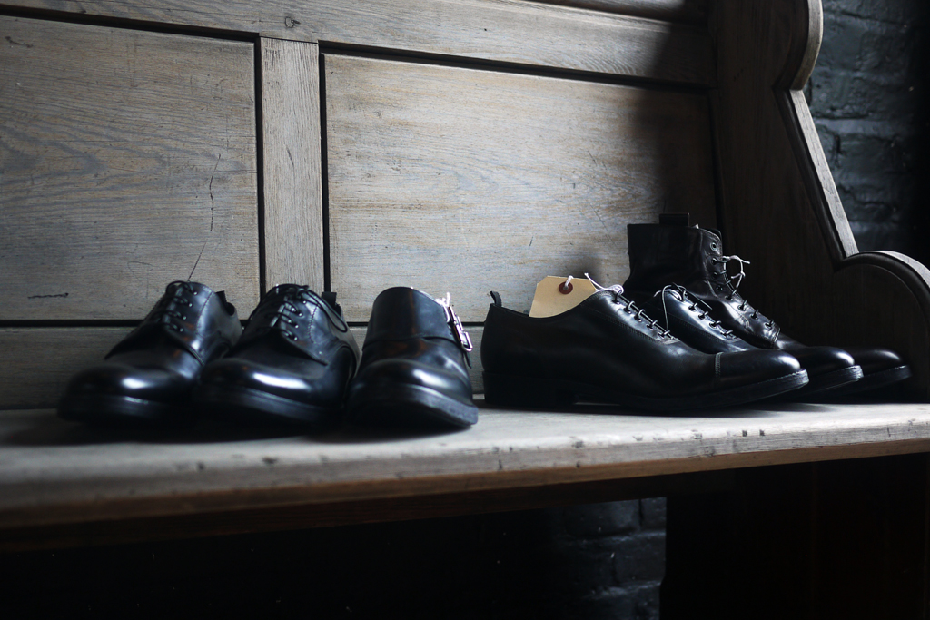 narrative SOULIERS 2011 Fall/Winter Collection