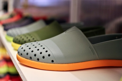Native Shoes 2012 Spring Preview