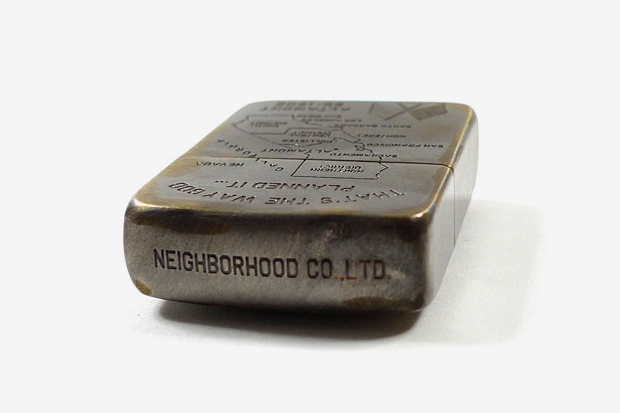 NEIGHBORHOOD C.W.P. ALT. Zippo