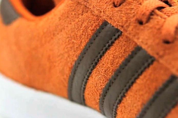 Nice Kicks x adidas Originals Campus 80s Video with Matt Halfhill