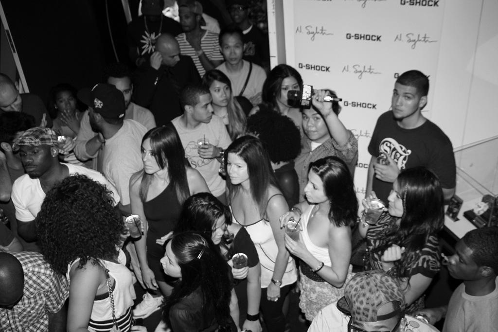 Nigel Sylvester x G-Shock Release Event Recap