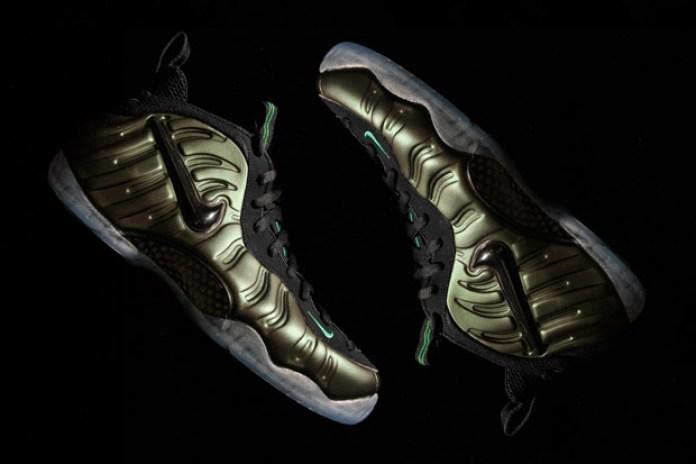 "Nike Air Foamposite Pro ""Pine Green"""