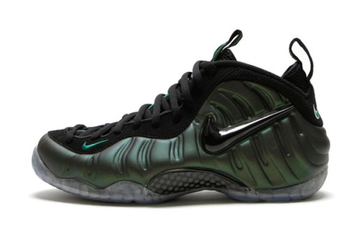 "Nike Air Foamposite Pro ""Pine Green"""