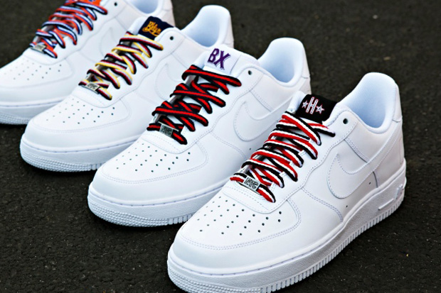 "Nike Air Force 1 NYC ""Boro"" Collection"