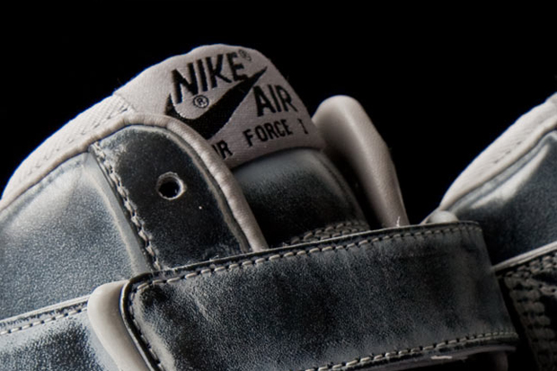 Nike Air Force 1 Vac Tech Pewter
