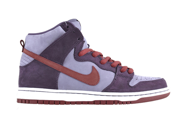 "Nike SB Dunk High Pro ""Plum"""