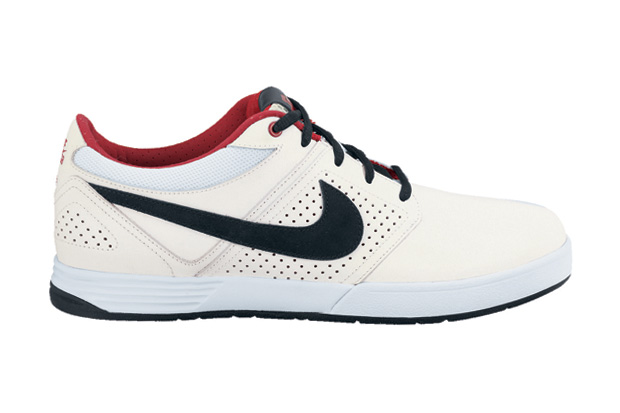 Nike SB Paul Rodriguez 5 Sail/Black/Varsity Red