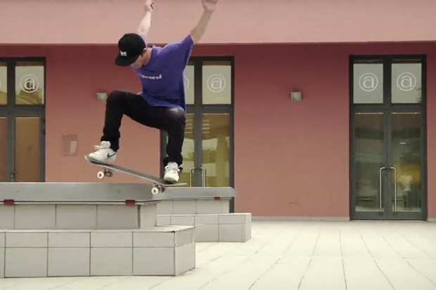 Nike SB Texture Tour: Milan and the Adriatic Coast