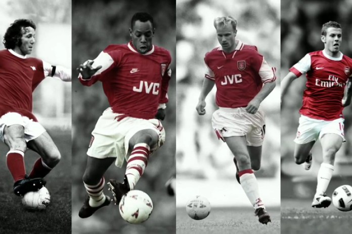 "Nike Sportswear: Arsenal 125 ""Forever Forward"" Film"