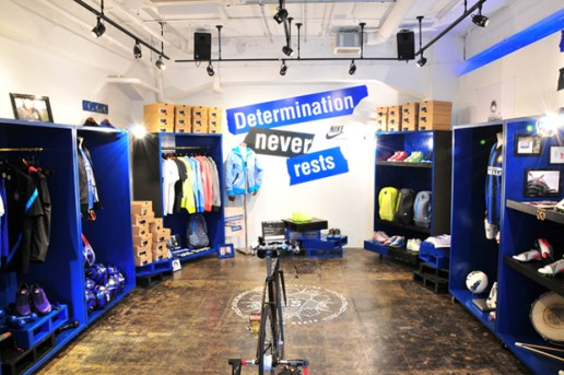 Nike Sportswear Stadio 55 Pop-Up Store