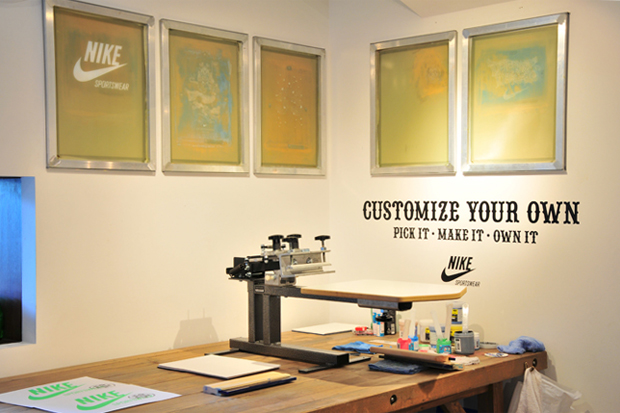 Nike Sportswear Stadio 55 Pop-Up Store