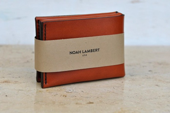 Noah Lambert Bridle Leather Wallet