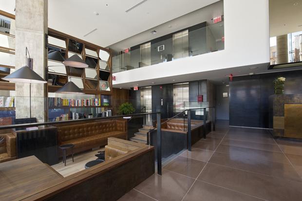 The Nolitan Hotel NYC by Grzywinski+Pons