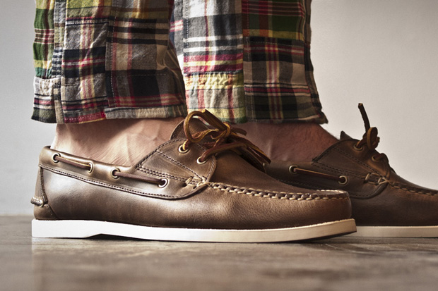 Oak Street Bootmakers 2011 Spring/Summer Collection