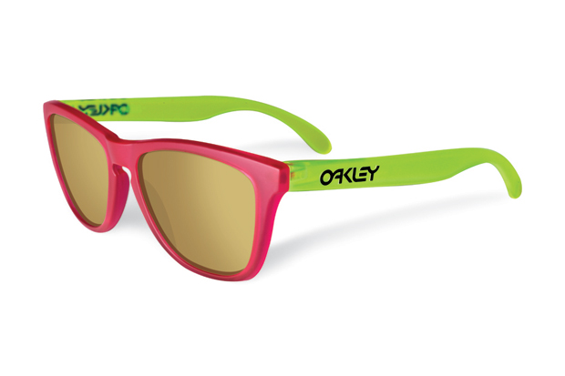 Oakley Frogskins Blacklight Pack