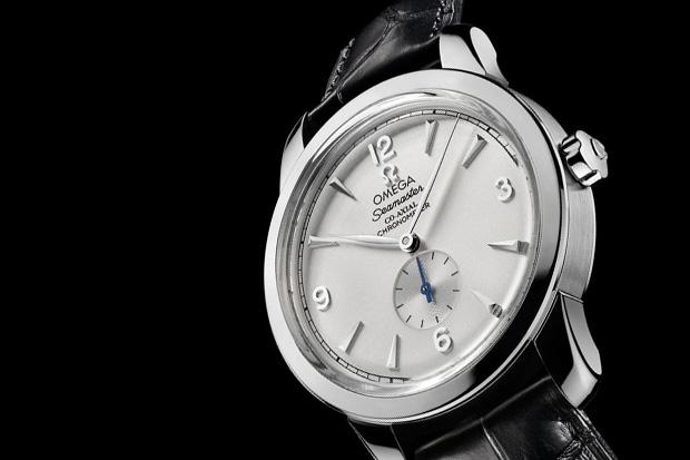 """Omega Seamaster 1948 """"London 2012"""" Watch"""