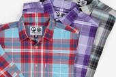 Мishka x Outlier Pivot Plaid Button Down Shirts