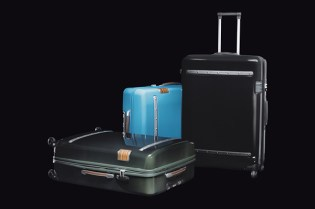Paul Smith Steamer Luggage Collection