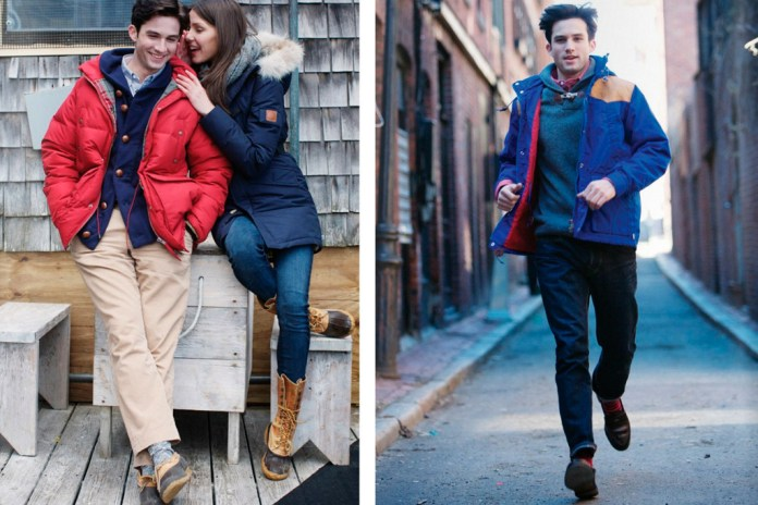 "Penfield 2011 Fall/Winter ""From Rockport to Cambridge"" Collection"