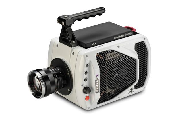 Phantom v1610 1,000,000 fps Camera