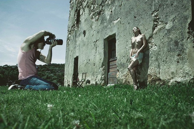 pirelli 2012 calendar preview featuring kate moss nsfw