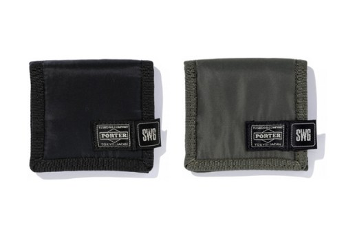 SWAGGER x Porter Coin Cases