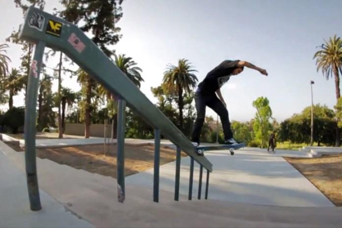 Primitive: Chaz Ortiz @ Hollenbeck Skatepark