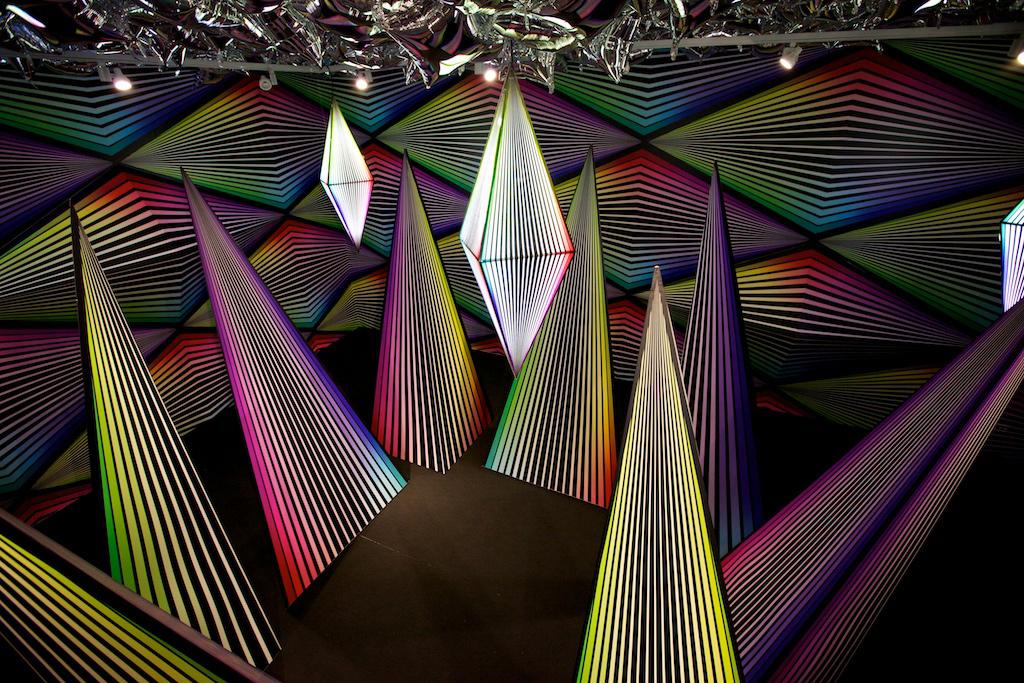 prism break by dalek exhibition recap
