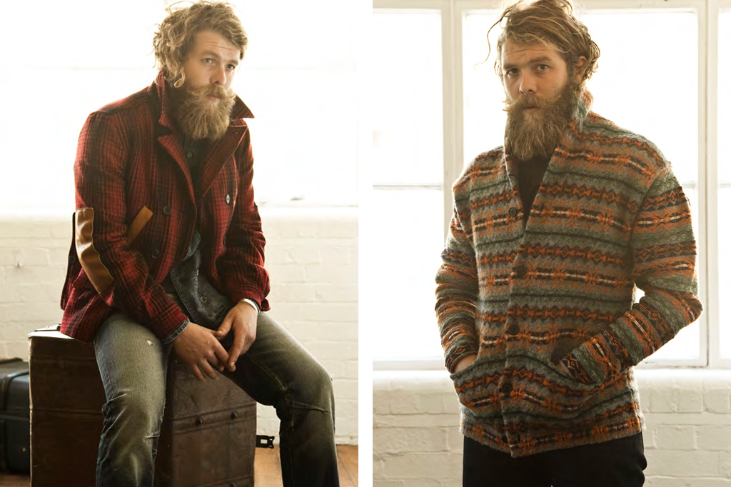 Prps Goods & Co. 2011 Fall/Winter Lookbook