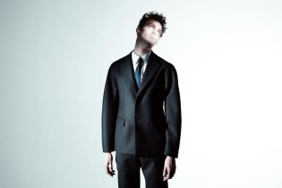 Raf Simons 2011 Fall/Winter Ad Campaign