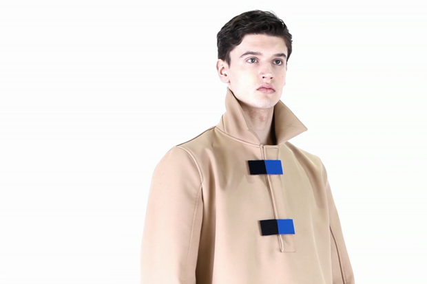 "Raf Simons 2011 Fall/Winter ""Fitting"" Video"