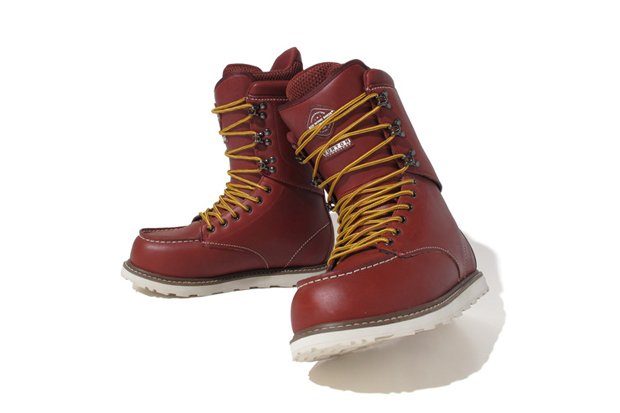 "Red Wing x Burton ""Rover"" Limited Edition Boots"