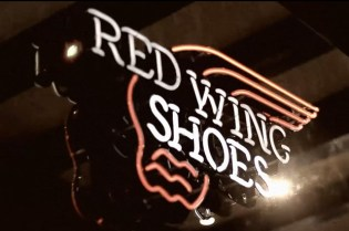Red Wing Shoes Amsterdam 1 Year Anniversary Video