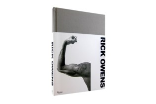 Rick Owens by Rick Owens Book