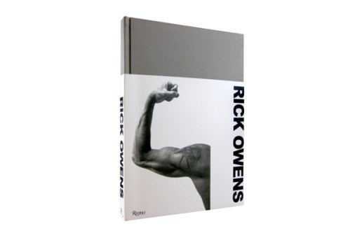Rick Owens by Rick Owens Book
