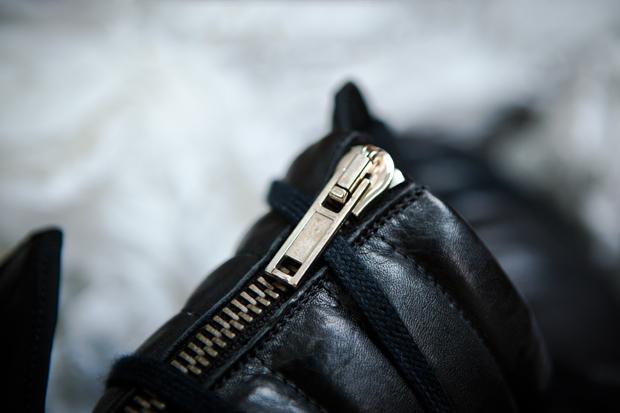 Rick Owens Turbo Geo Basket Sneakers